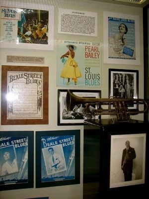 W. C. Handy Horn image. Click for full size.