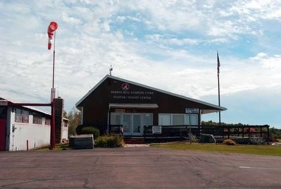 Harris Hill Soaring Corp. Visitor and Flight Center image. Click for full size.