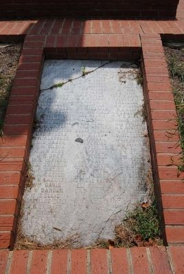 Warren County Confederate Monument<br>Warren County Confederate Soldiers Tablet 2 image. Click for full size.