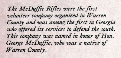 Muster Roll of Company D, 5th Regiment Marker image. Click for full size.