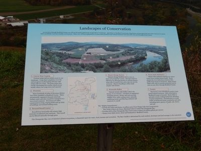 Landscapes of Conservation Marker image. Click for full size.