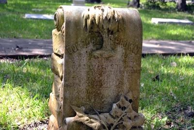 Headstone of Grave of Reuben R. Brown image. Click for full size.