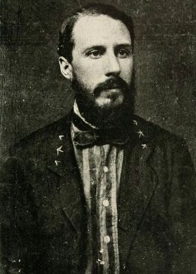 Edward Porter Alexander (1835 – 1910) Photo, Click for full size