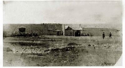 The Ruins of Fort Bridger image. Click for full size.