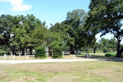 Stringfellow Ranch Marker in Roadside Picnic Area image. Click for full size.