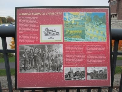 Manufacturing in Charlotte Marker image. Click for full size.
