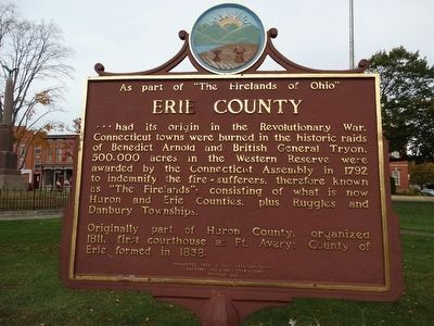 Erie County Marker image. Click for full size.