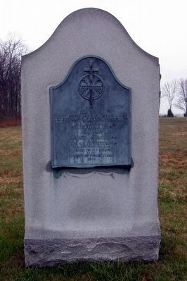 Chaplain Samuel Henry Stein Memorial image. Click for full size.