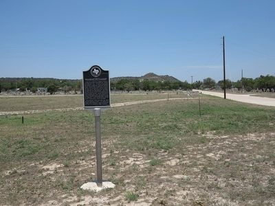 Vicinity of Bradbury Settlement Marker image. Click for full size.