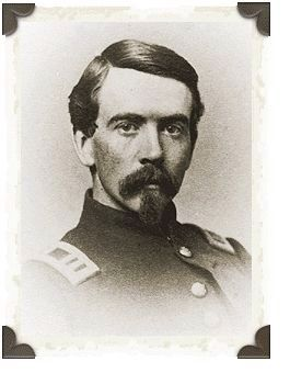 Robert Bruce Ricketts (1839-1913)<br>Captain of the 1st Pennsylvania, Batteries F & C image. Click for full size.