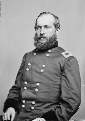 Gen. James Garfield, U.S.A. (1831–1881) image. Click for full size.