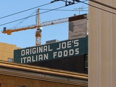 Original Joe&#39;s<br>Italian Foods image. Click for full size.
