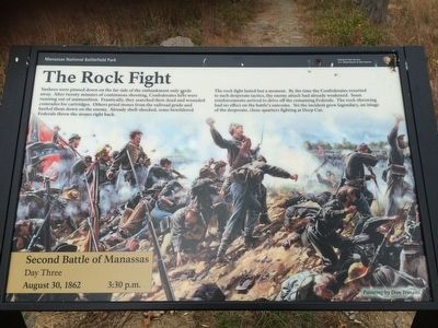 The Rock Fight Marker image. Click for full size.