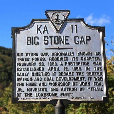 big stone gap chat Search big stone gap houses for sale and other big stone gap real estate find single family homes in big stone gap, va.