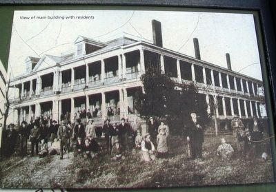 Photo on The Confederate Home of Missouri Marker image. Click for full size.