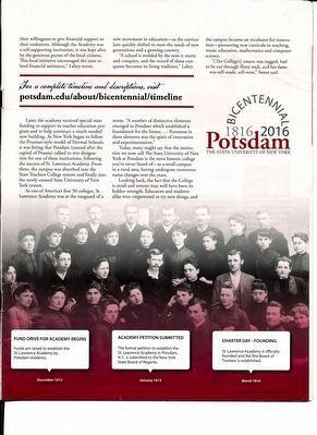 Potsdam at 200 - page 4 image. Click for full size.