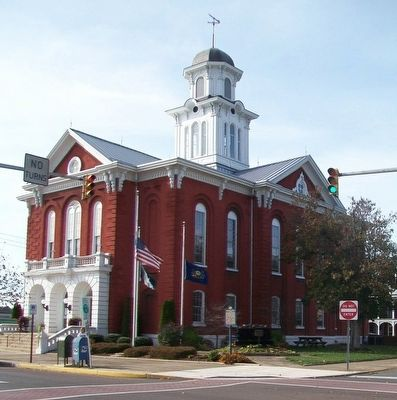 Montour County Courthouse image. Click for full size.