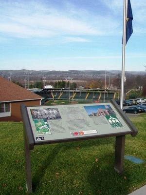 The Legacy of Little League Marker image. Click for full size.
