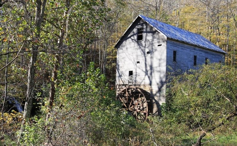 Jessee�s Mill image. Click for full size.