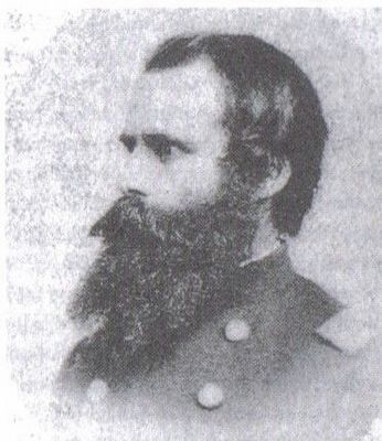 Col. Pennock Huey (1828-1903)<br>Commander 2nd Brigade, 2nd Division image. Click for full size.