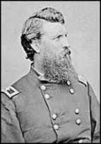 Col. John Irvin Gregg (1826-1892)<br>Commander 3rd Brigade, 2nd Division image. Click for full size.