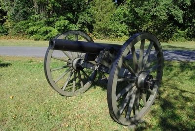 Artillery Cannon Position image. Click for full size.