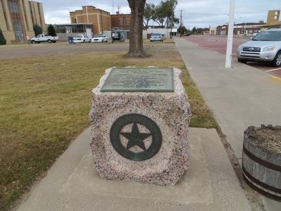 Swisher County Marker image. Click for full size.