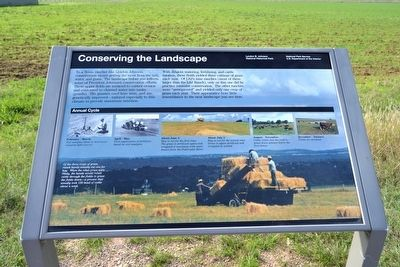 Conserving the Landscape Marker image. Click for full size.