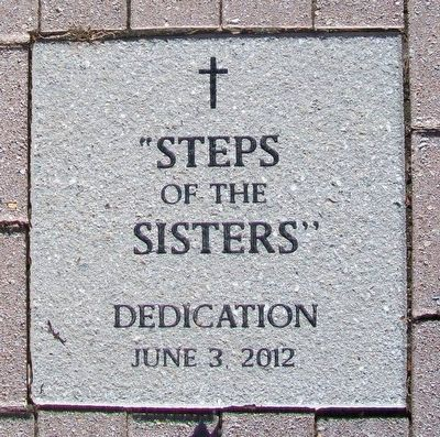 """Steps of the Sisters"" Marker image. Click for full size."