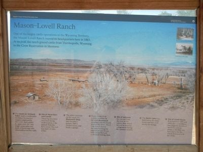 Mason-Lovell Ranch , side A image. Click for full size.