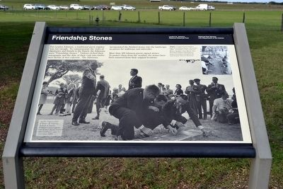 Friendship Stones Marker image. Click for full size.