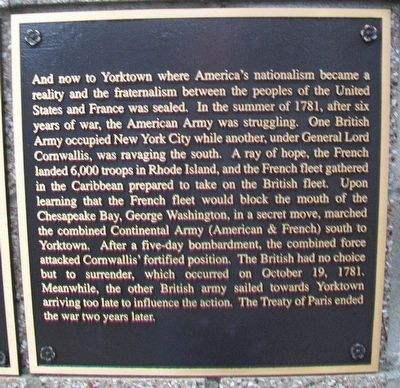 Revolutionary War Marker image. Click for full size.