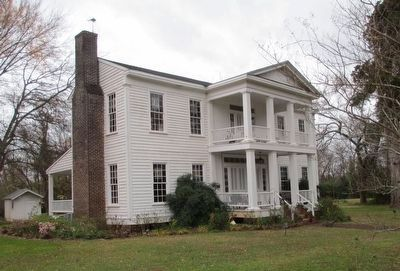 Dewberry Plantation House image. Click for full size.