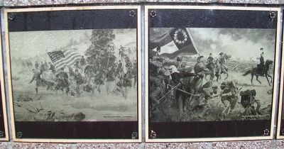 The War Between the States Images Markers image. Click for full size.