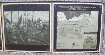 The War Between the States Image & Map Markers image. Click for full size.