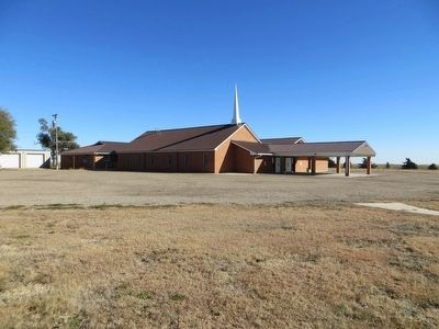 Palo Duro Baptist Church image. Click for full size.