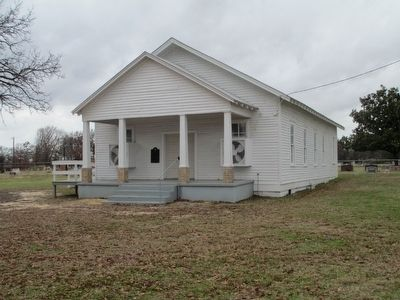 Sabine Methodist Church image. Click for full size.