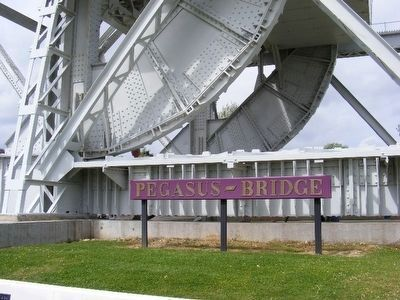 Pegasus Bridge image. Click for full size.