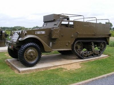 M3 A1 Half-Track image. Click for full size.