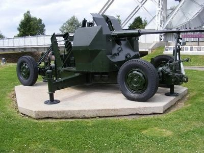 Bofors 40 mm Gun image. Click for full size.