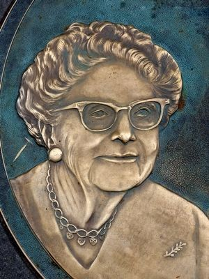 Dr. Ethel Percy Andrus image. Click for full size.