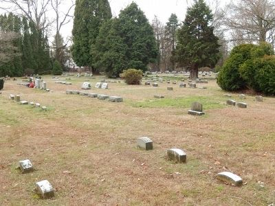 Hockessin Friends Cemetery image. Click for full size.
