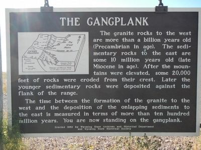 The Gangplank Marker image. Click for full size.