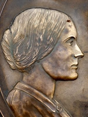 Susan B. Anthony 1820 - 1906 Marker image. Click for full size.
