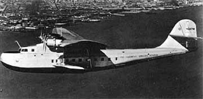 Pan American Airways Martin (M-130) image. Click for full size.
