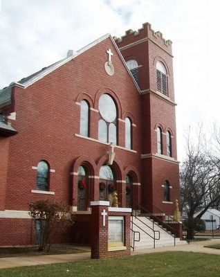 Messiah Lutheran Church image. Click for full size.