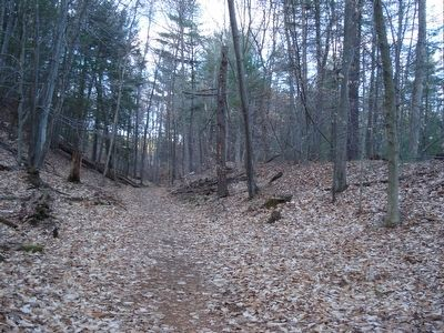 Avon�s Farmington Canal Trail image. Click for full size.