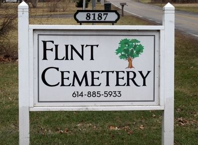 Flint Veterans Garden Marker image. Click for full size.