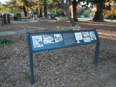 J. Pearce Mitchell Park Marker image. Click for full size.