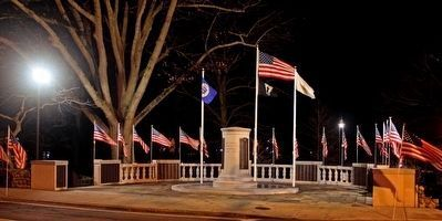 Westerly Veterans Memorial image. Click for full size.